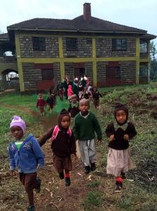 School Merge Photo