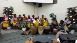 banquet-drumming