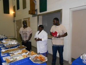 Banquet-food