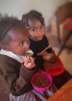 lunch girls